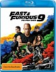 Fast & Furious 9 - Theatrical and Director's Cut (AU Import ohne dt. Ton) Blu-ray