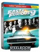 Fast & Furious 9 - Theatrical and Director's Cut - Édition Limitée Boîtier Steelbook (FR Import ohne dt. Ton) Blu-ray