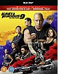 Fast & Furious 9 - Theatrical and Director's Cut (UK Import ohne dt. Ton) Blu-ray