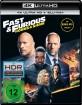 Fast & Furious: Hobbs & Shaw 4K (4K UHD + Blu-ray + Bonus-DVD) Blu-ray