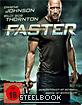 Faster (2010) - Steelbook (Neuauflage) Blu-ray