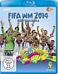 FIFA WM 2014 - Alle Highlights (Neuauflage) Blu-ray