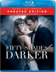 Fifty Shades Darker - Theatrical and Unrated (Blu-ray + DVD + UV Copy) (US Import ohne dt. Ton) Blu-ray