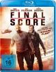 Final Score (2018) Blu-ray