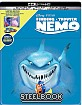 Finding Nemo 4K - Best Buy Exclusive Steelbook (4K UHD + Blu-ray + Bonus Blu-ray + …