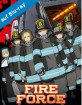Fire Force - Enen no Shouboutai - Vol. 4 Blu-ray