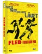 Fled - Flucht nach Plan (Limited Mediabook Edition) (Cover A) Blu-ray