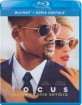 Focus - Niente è come sembra (Blu-ray + Digital Copy) (IT Import) Blu-ray