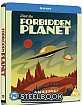 Forbidden Planet (1956) - Zavvi Exclusive Limited Edition Sci-Fi Destination Series #01 Steelbook (UK Import) Blu-ray