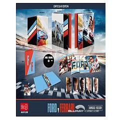 Ford V Ferrari 2019 4k Hdzeta Exclusive Silver Label Lenticular Fullslip Steelbook Cn Import Ohne Dt Ton Blu Ray Film Details