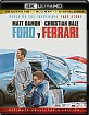 Ford v. Ferrari (2019) 4K (4K UHD + Blu-ray + Digital Copy) (US Import ohne dt. Ton) Blu-ray