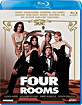 Four Rooms (ES Import ohne dt. Ton) Blu-ray