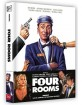 Four Rooms (Limited Mediabook Wattierte Edition) Blu-ray