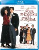 Four Weddings and a Funeral (GR Import ohne dt. Ton) Blu-ray