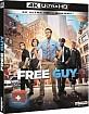 Free Guy (2021) 4K (4K UHD + Blu-ray) (FR Import ohne dt. Ton) Blu-ray