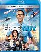 Free Guy (2021) (Blu-ray + Digital Copy) (US Import ohne dt. Ton) Blu-ray