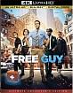 Free Guy (2021) 4K (4K UHD + Blu-ray + Digital Copy) (US Import) Blu-ray