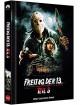 Freitag der 13. - Teil 3 (Limited Mediabook Edition) (Cover D) Blu-ray