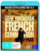French Connection 1 & 2 - 2 Movie Pack (AU Import ohne dt. Ton) Blu-ray