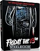 Friday the 13th (1980) - 40th Anniversary Limited Edition Steelbook (CA Import ohne dt. Ton) Blu-ray