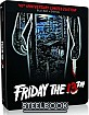 Friday the 13th (1980) - 40th Anniversary Limited Edition Steelbook (Blu-ray + Digital Copy) (US Import ohne dt. Ton) Blu-ray
