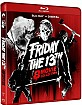 Friday the 13th: 8-Movie Collection (6 Blu-ray + Digital Copy) (US Import ohne dt. Ton) Blu-ray