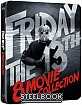 Friday the 13th: 8-Movie Collection - Limited Edition Steelbook (UK Import) Blu-ray