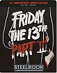 Friday the 13th Part 2 - 40th Anniversary Limited Edition Steelbook (Blu-ray + Digital Copy) (US Import ohne dt. Ton) Blu-ray