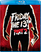 Friday the 13th Part 2 (US Import ohne dt. Ton) Blu-ray
