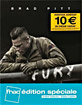 Fury (2014) - FNAC Exclusive Limited Collector's Edition (FR Import ohne dt. Ton) Blu-ray