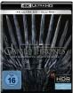 Game of Thrones: Die komplette achte Staffel 4K (4K UHD + Blu-ray) Blu-ray