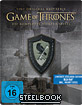 Game of Thrones: Die komplette vierte Staffel (Limited Edition Steelbook)