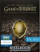 Game of Thrones: The Complete Seventh Season - Best Buy Dragon Stone Cream Egg Steelbook (Blu-ray + UV Copy) (US Import) Blu-ray
