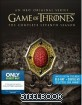 Game of Thrones: The Complete Seventh Season - Best Buy Dragon Stone Red Egg Steelbook (Blu-ray + UV Copy) (US Import) Blu-ray