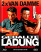 Geballte Ladung - Double Impact (Limited Mediabook Edition) (Cover A) (AT Import) Blu-ray