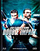 Geballte Ladung - Double Impact (Limited Mediabook Edition) (Cover B) (AT Import) Blu-ray