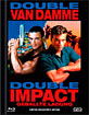 Geballte Ladung - Double Impact (Limited Mediabook Edition) (Cover C) (AT Import) Blu-ray