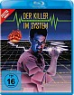 Der Killer im System (Remastered) Blu-ray