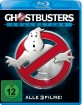 Ghostbusters (1-3) Collection Blu-ray