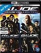 G.I. Joe 1 & 2 4K (4K UHD) (FR Import) Blu-ray