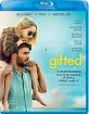 Gifted (2017) (Blu-ray + DVD + UV Copy) (US Import ohne dt. Ton) Blu-ray