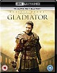Gladiator 4K - Theatrical and Extended (4K UHD + Blu-ray + Bonus Blu-ray) (UK Import ohne dt. Ton)