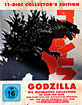 Godzilla - 11-Disc Collector's Edition Blu-ray