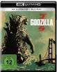 Godzilla (2014) 4K (4K UHD + Blu-ray) Blu-ray