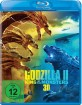 Godzilla II: King of the Monsters 3D (Blu-ray 3D)