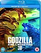 Godzilla: King of the Monsters 3D (Blu-ray 3D + Blu-ray) (UK Import ohne dt. Ton) Blu-ray