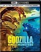 Godzilla: King of the Monsters 4K (4K UHD + Blu-ray + Digital Copy) (US Import ohne dt. Ton) Blu-ray