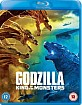 Godzilla: King of the Monsters (UK Import ohne dt. Ton) Blu-ray