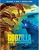 Godzilla: King of the Monsters (Blu-ray + DVD + Digital Copy) (US Import ohne dt. Ton) Blu-ray