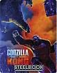 Godzilla vs. Kong (2021) 4K - Édition Boîtier Limitée Steelbook (4K UHD + Blu-ray 3D …